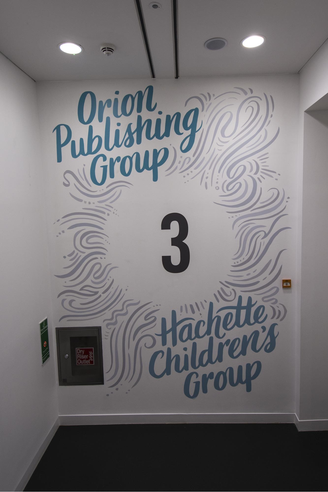 Hachette UK - A River of Authors
